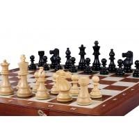 Šachmatai Tournament 4, 420x210x50mm, karalius 83mm.