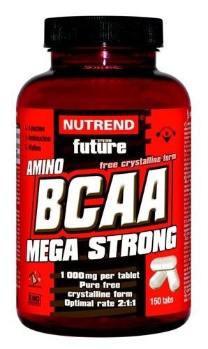 Amino BCAA Mega strong 20 tab/150 tab