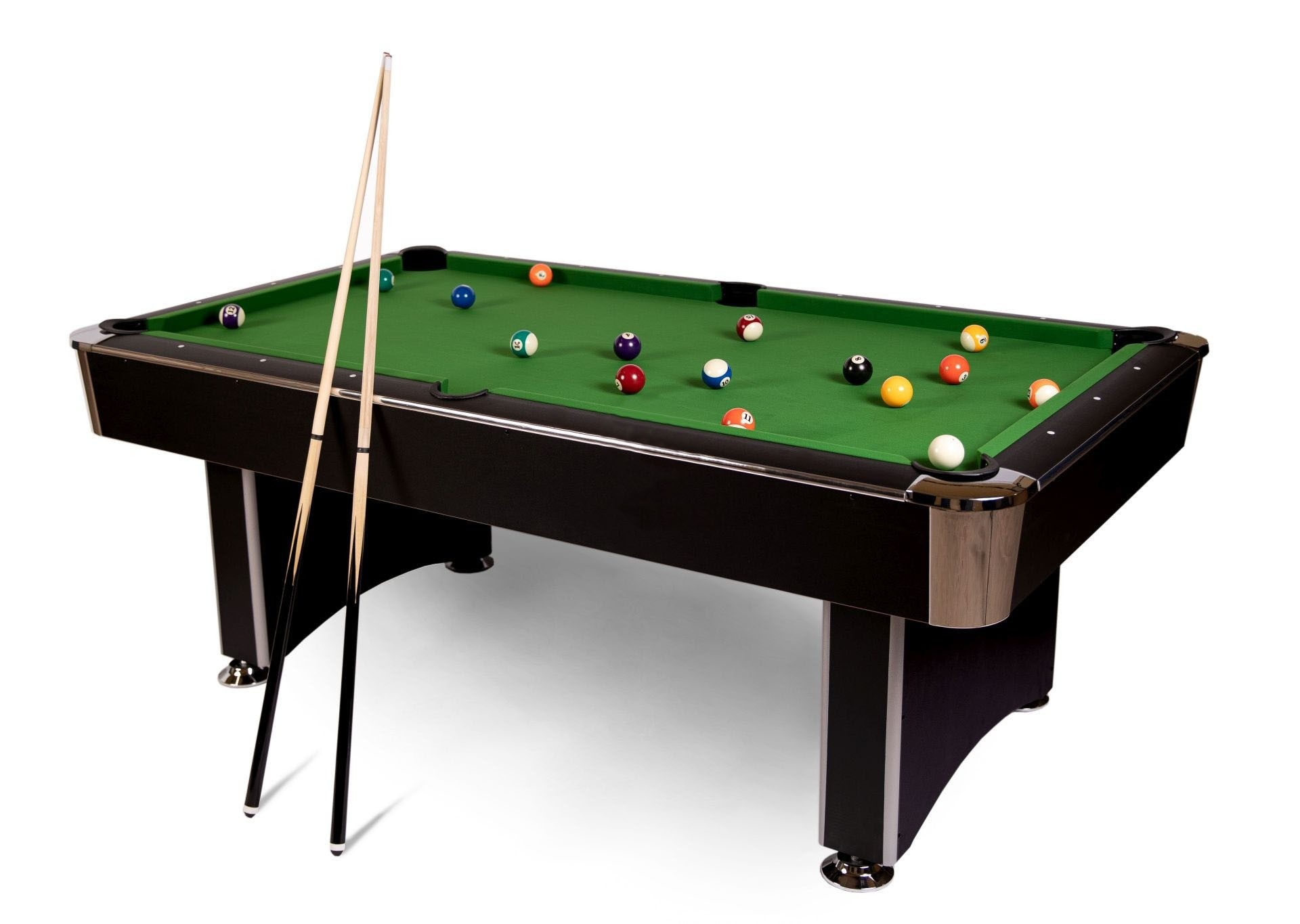 Pulo stalas Bilaro Premier 8' pėdų (242x131 )su komplektacija