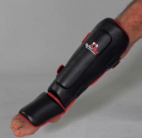 Blauzdų apsauga su pėda