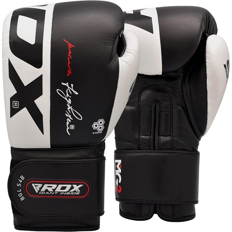 Bokso pirštinės RDX S4 juodos 12-16oz
