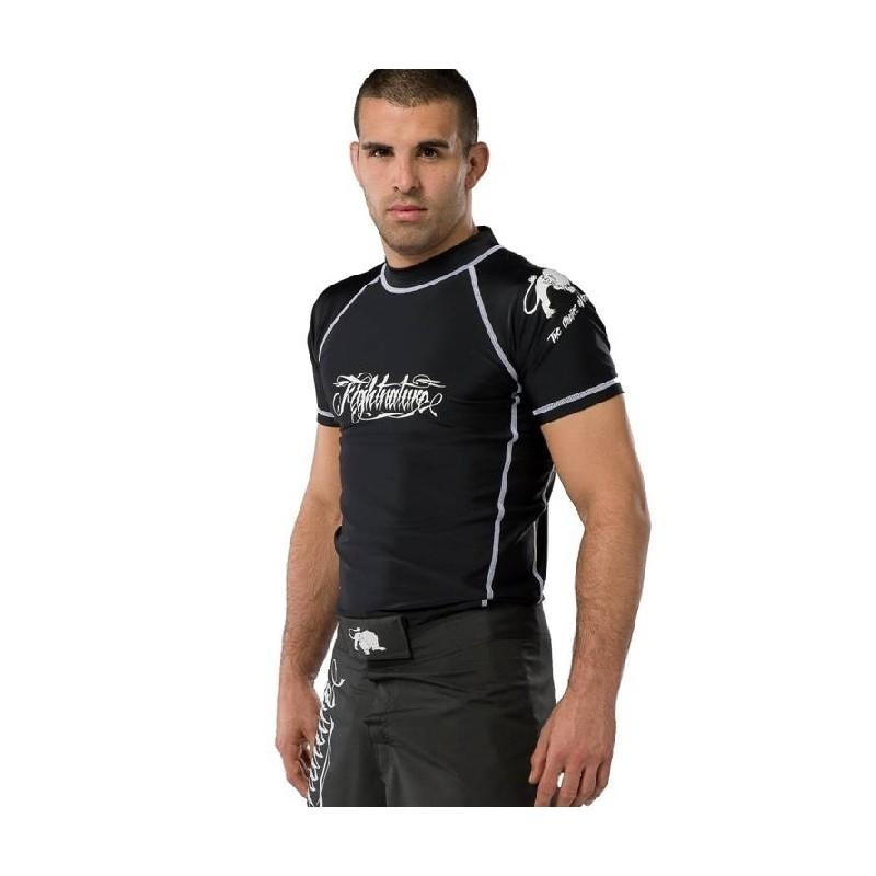 Marškinėliai Fightnature trumpom rankovėm