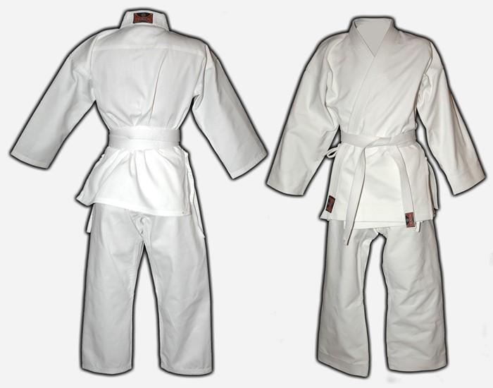 Kyokushin karate kimono Champion 16 oz