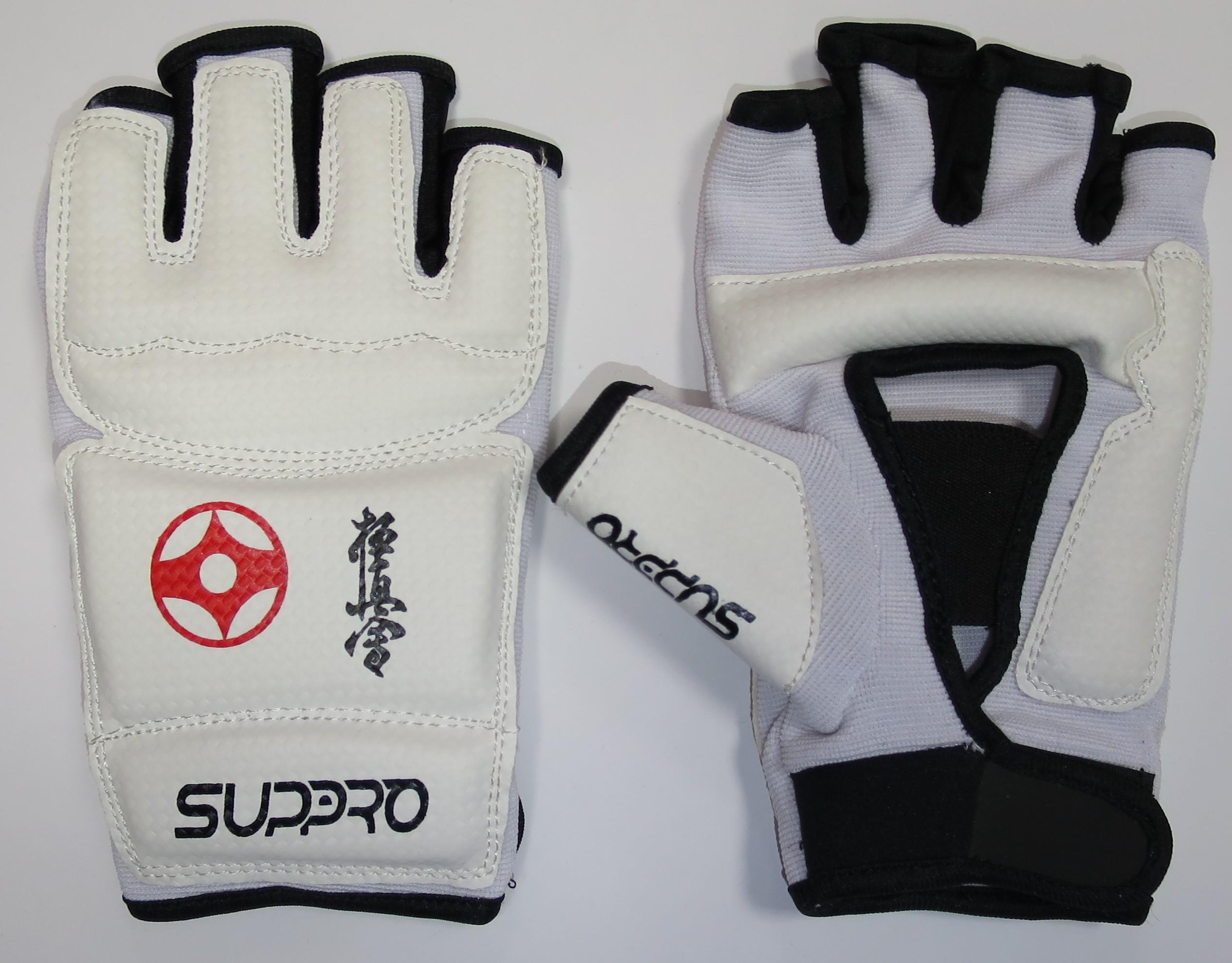 Kyokushin karate pirštinės SUPPRO Light