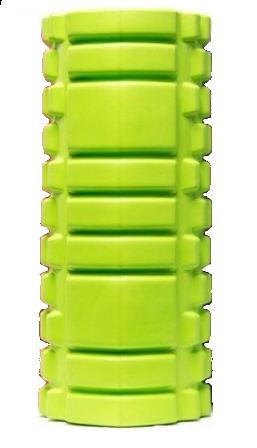 Masažo volas šviesiai žalias