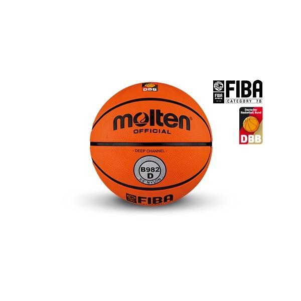 Krepšinio kamuolys MOLTEN B982D