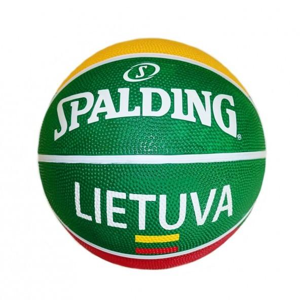 Krepšinio kamuolys Spalding Lietuva