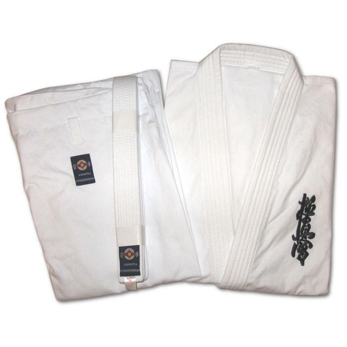 Kyokushin karate kimono WACOKU 12oz