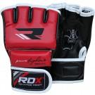 MMA pirštinės RDX rex raudonos