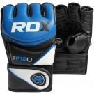 MMA pirštinės RDX F12 mėlynos