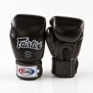 Fairtex bokso pirštinės juodos BGV1