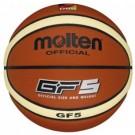 Krepšinio kamuolys Molten GF5/GF6/GF7