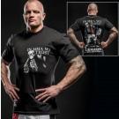 Marškinėliai Legion Octagon MMA,  100% medvilnė, L dydis