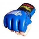 MMA pirštinės Rogue Competition mėlynos