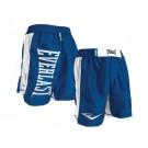 MMA šortai Everlast mėlynai/balti