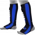 Kojų apsaugos su pėda neopreninės RDX mėlynos