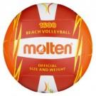 Paplūdimio tinklinio kamuolys Molten V5B1500-RO