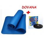 Fitneso kilimėlis 1 cm + DOVANA