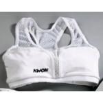 Marškinėliai krūtų apsaugų įdėklams KWON