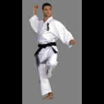 Kyokushin karate kimono su kyokushin ženklu, 8oz, KWON